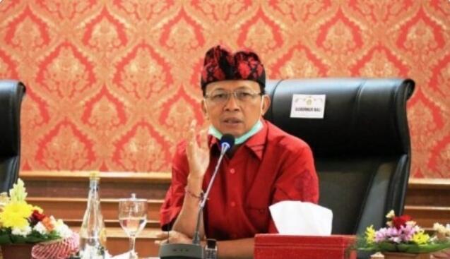Gubernur Bali Larang Pesta Miras kecuali Arak Bali saat Natal Tahun Baru