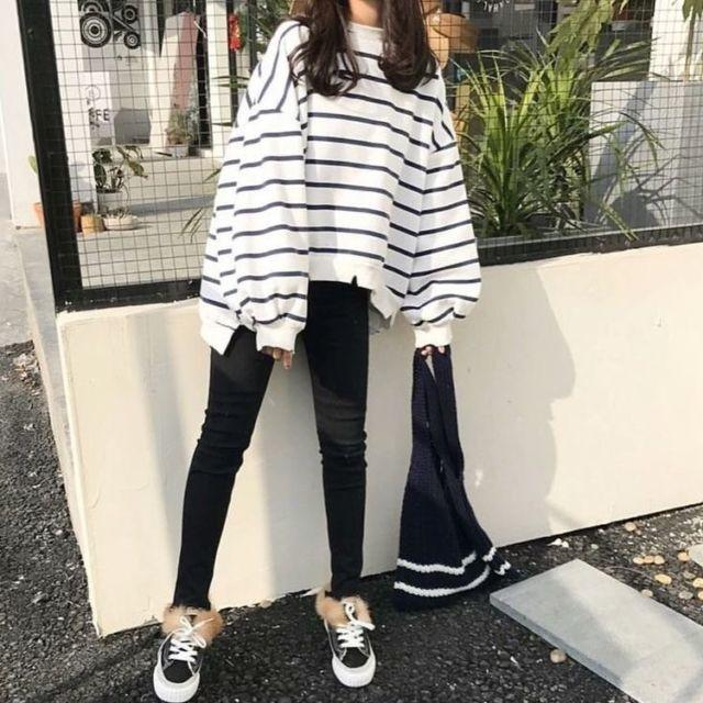 Long Sleeved Shirt Oversize