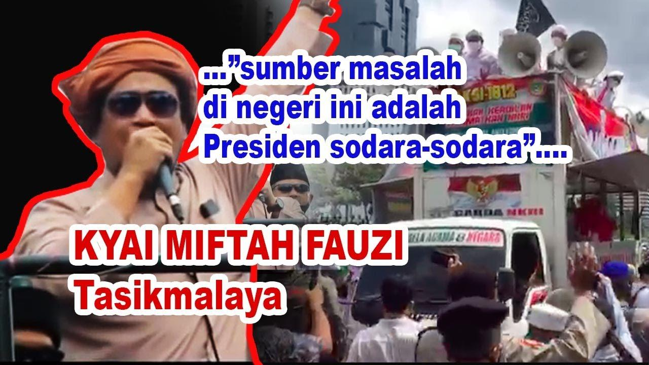 Sebarkn Kebencian & Ancaman ke Presiden,GBM akan Laporkan Kyai Miftah Fauzi ke Polisi