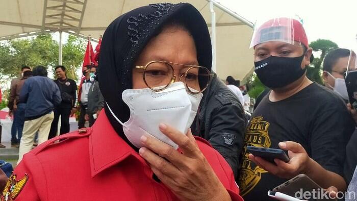 Jokowi Tunjuk Risma Jadi Menteri Sosial
