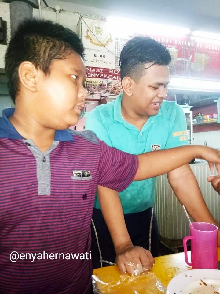 Terengganu, Dicari dan Ditinggalkan Tanpa Diinapi