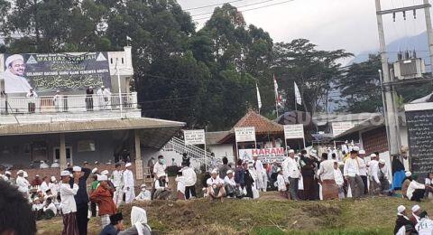Mau Digusur, Santri Pesantren Habib Rizieq Belum Juga Pergi, Ini Kata PTPN