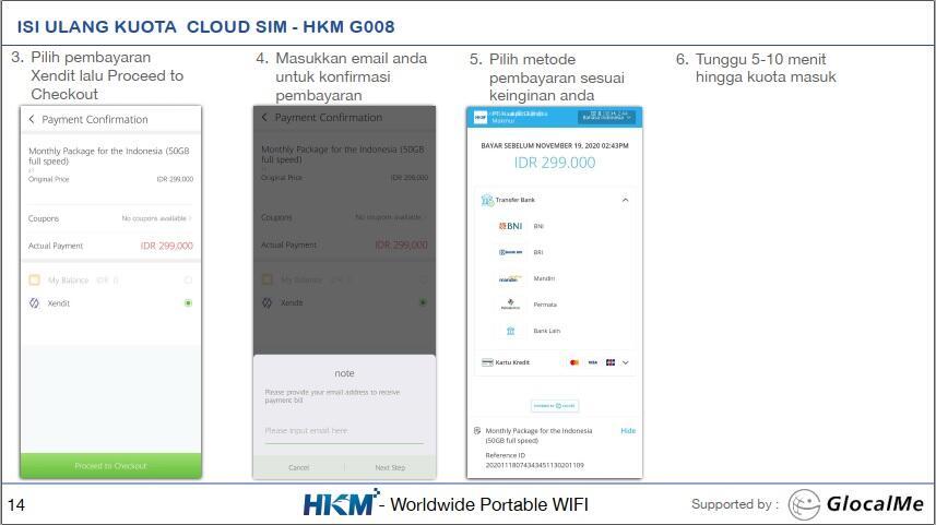 [REVIEW] mifi modem wifi HKM GlocalMe G008 ngenet ga ribet di mana pun seluruh dunia!