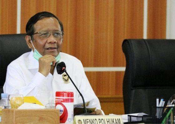 Telusuri Aliran Dana FPI, Alasan Mahfud Undang Kepala PPATK