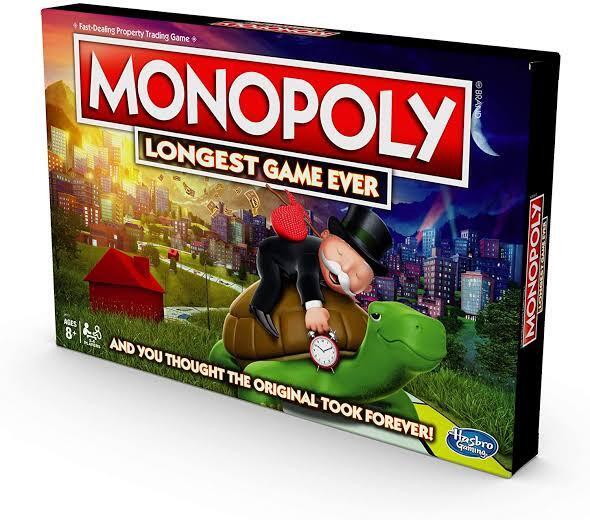 Jenuh? Berani Mencoba Main 'MONOPOLY' Versi Terlama Di Dunia Ini Gan ?!