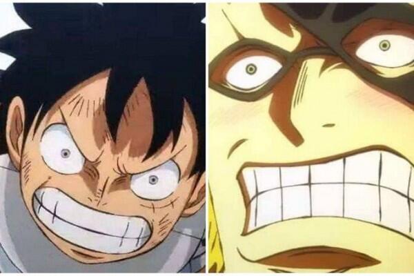 Luffy Merupakan Senjata Rahasia SWORD?!