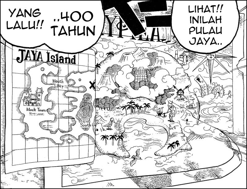 Kemunculan Irian Jaya Di Arc One Piece?!