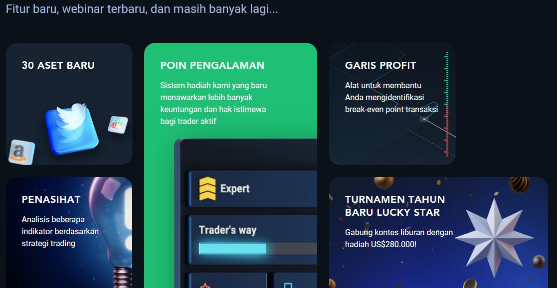Olymp Trade Penipuan: Joki Trading, Jasa Titip Saldo dan ...