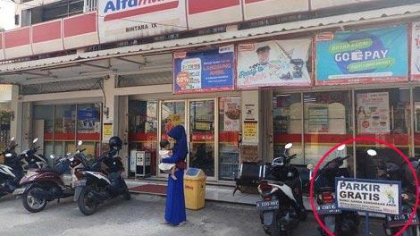 Dimintain Uang Parkir Di Setiap Minimarket, Tolak Kecuali Mereka Kasih Bukti Ini!