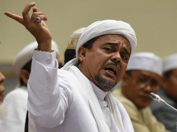 Seminggu sesak napas, Habib Rizieq malah diperlakukan begini di tahanan