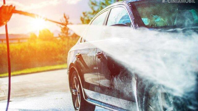 Pantangan yang Gak Boleh Dilakukan Ketika Nyuci Mobil