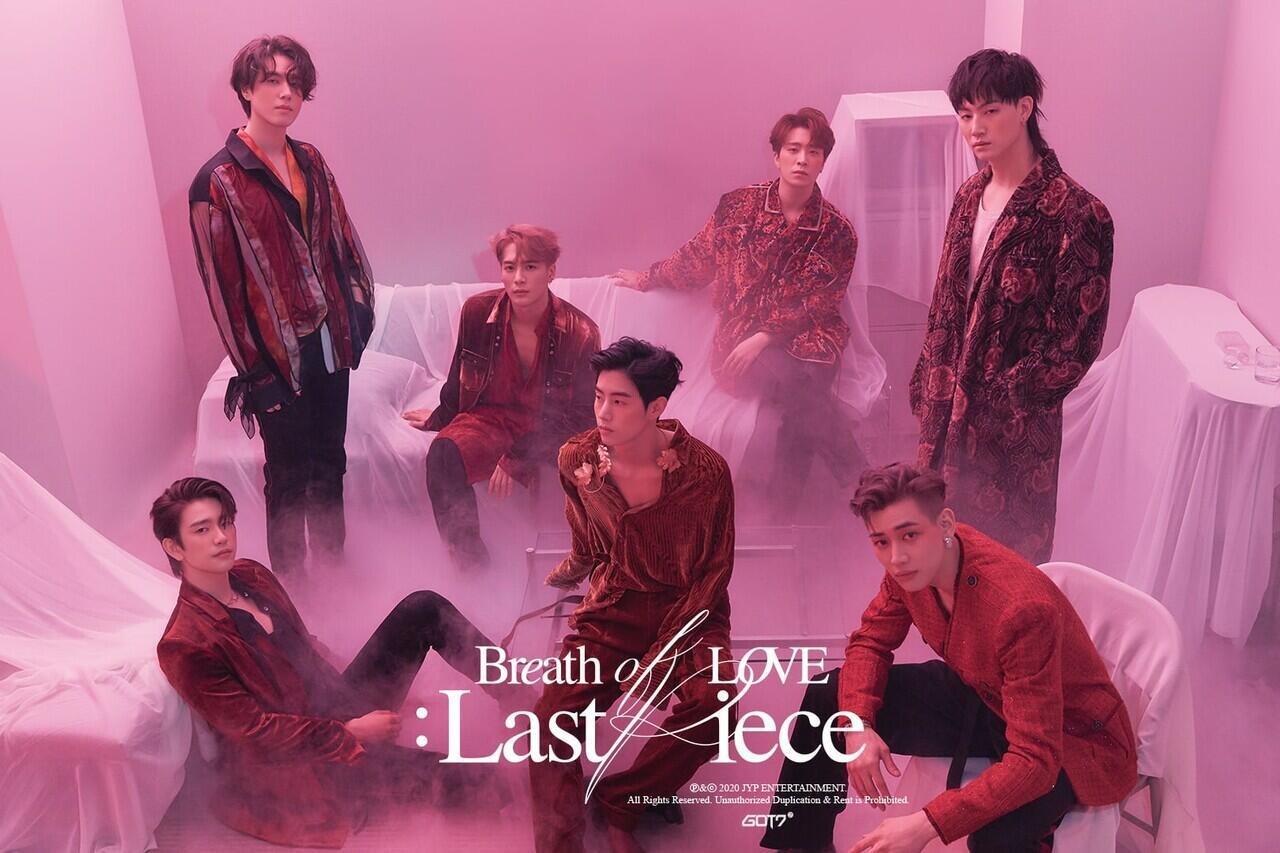 Netizen Korea Merangkum Perlakuan JYP Entertainment Terhadap GOT7