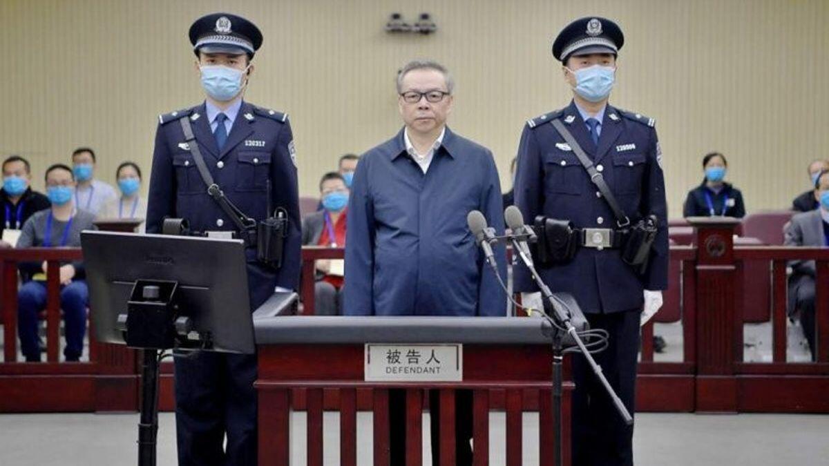 Hukuman Mati Bagi Tipikor Di China Kembali Terjadi, Indonesia Kapan Seperti Ini?