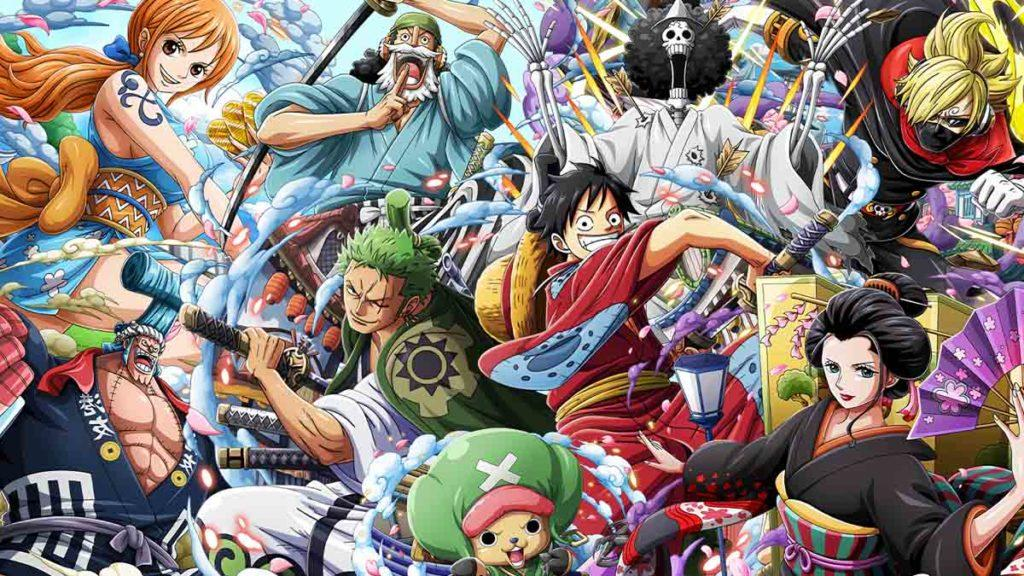 Para Mangaka Beri Selamat Untuk One Piece?!