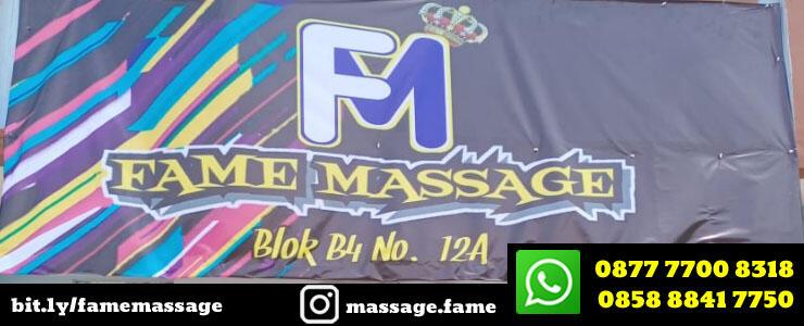 [NEW] Fame Massage Cibubur