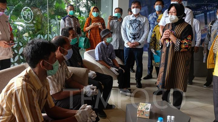 Risma Digadang Jadi Cagub DKI, Relawan: Jakarta Tak Butuh Orang Pandai Bicara
