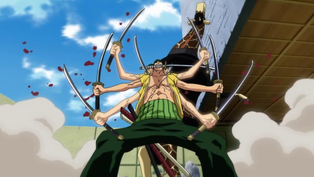 Epic! Ini 10 Jurus paling Mematikan di One Piece