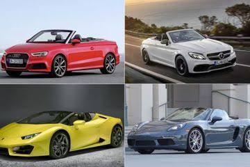 Apa Itu Maksud Dari Mobil Convertible Dan Cabriolet, Yuk Kita Cari Tahu!