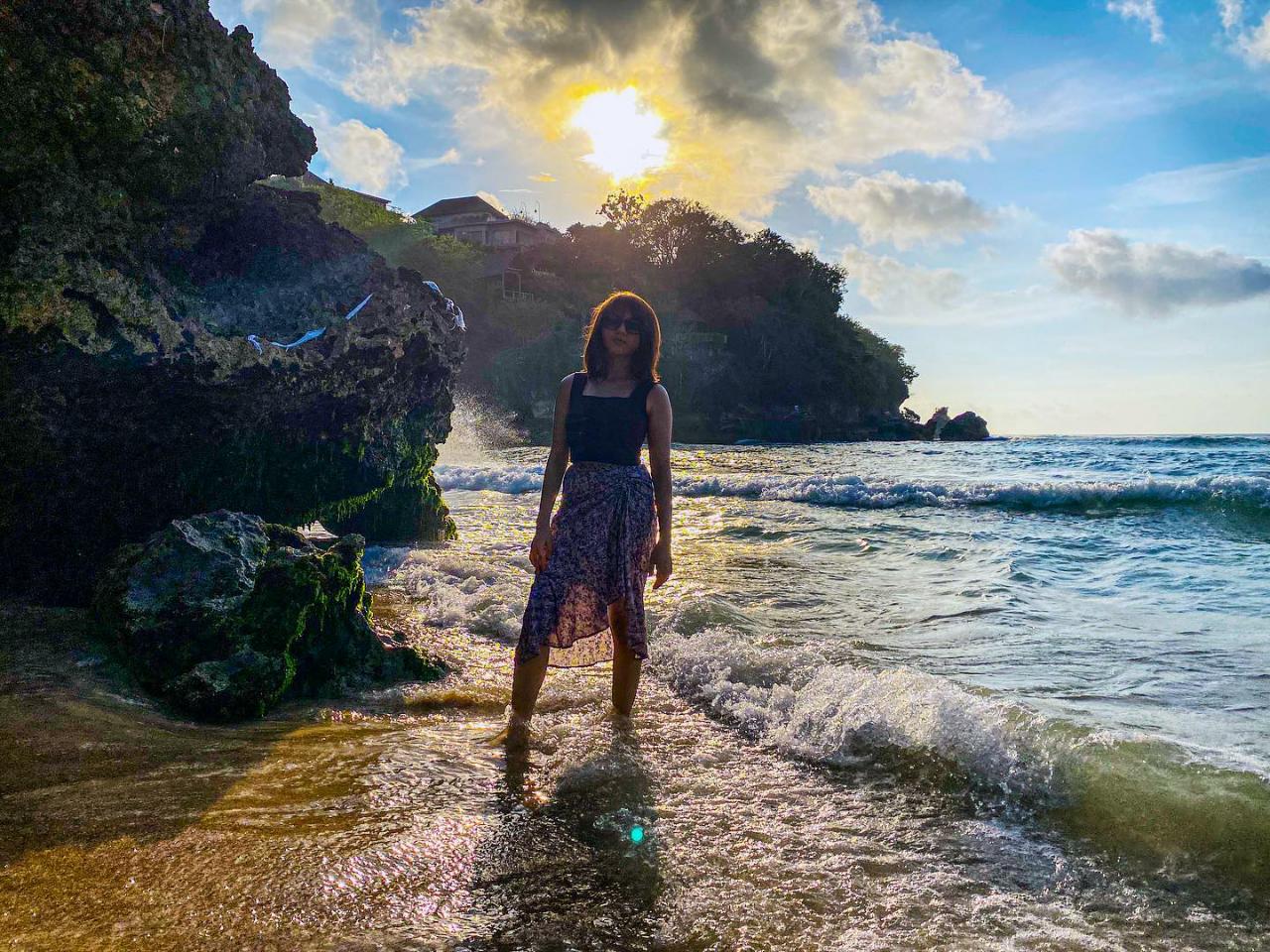 10 Potret Sarah Viloid, Gamer Cantik Asal Indonesia yang Bikin Gagal Fokus