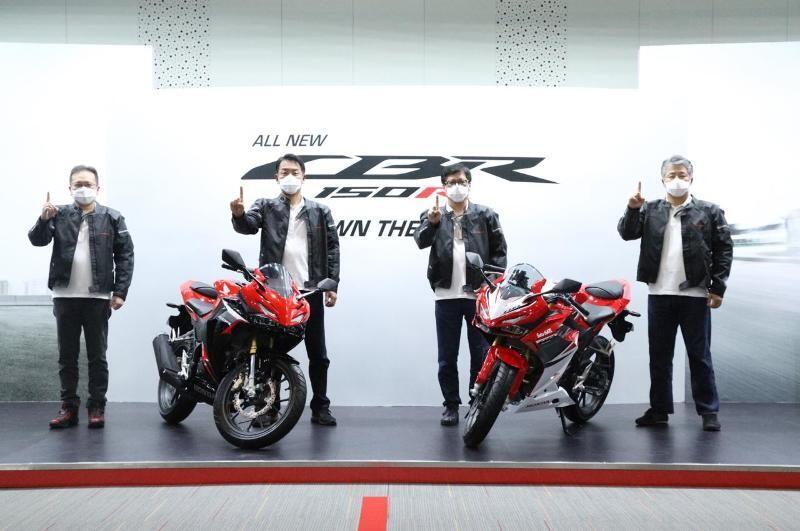 All New Honda CBR150R (2021) Resmi Meluncur !