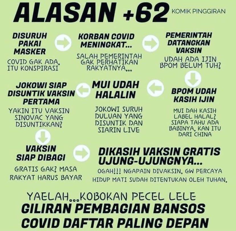Ada yang Bilang Vitamin, Begini Penampakan Vaksin Sinovac yang Disuntikkan ke Jokowi