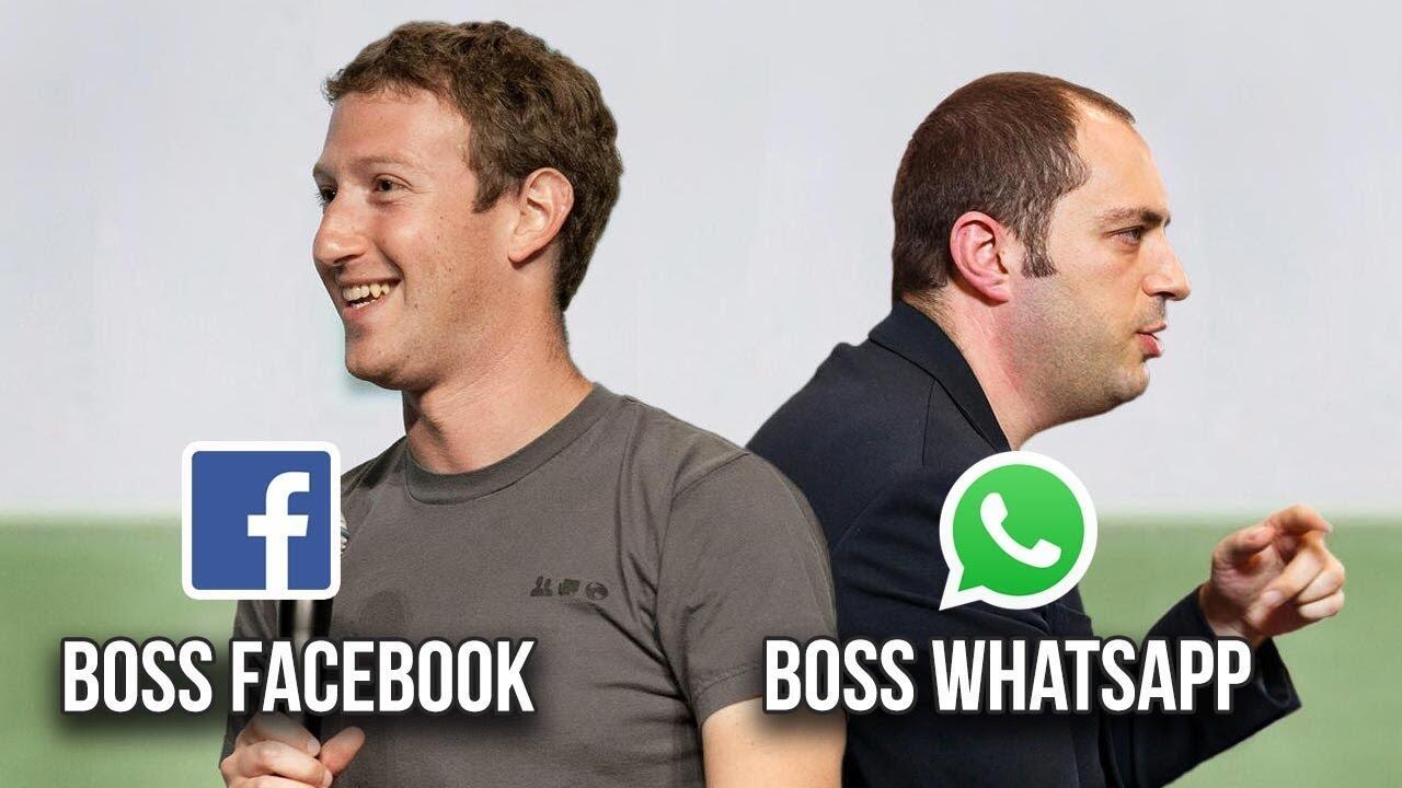 4 Social Media Populer ini Diciptakan Oleh Orang-orang yang Gagal Sekolah