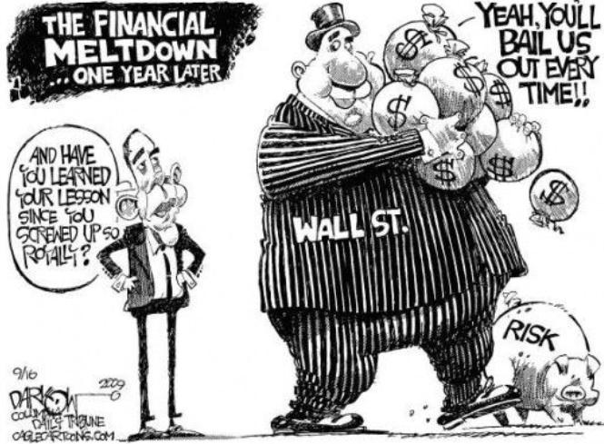 Sejarah Krisis Ekonomi 2008 : Krisis Ekonomi Terkompleks