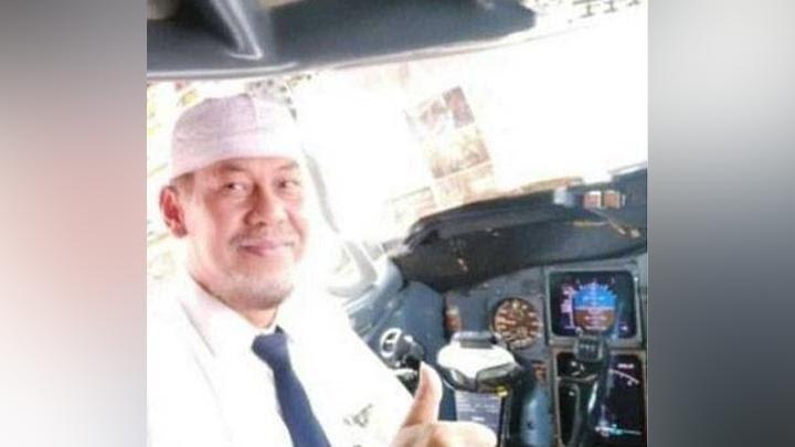 Cerita Keluarga Soal Surga di Status WA Terakhir Sang Pilot Sriwijaya Air SJ 182