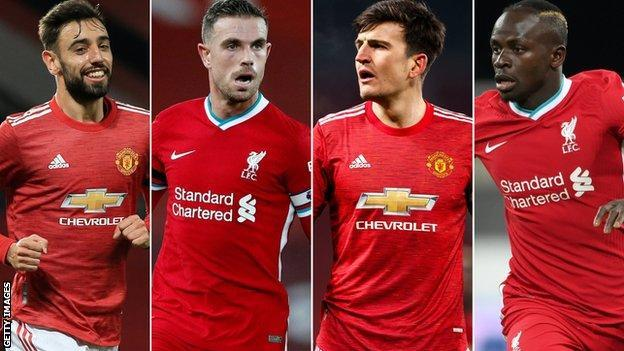 Jadwal Link Live Streaming Liverpool vs Man Utd | Minggu, 17 Januari 2021