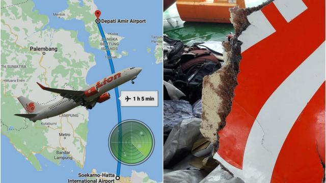 Deretan Kecelakaan Pesawat Paling Parah Sepanjang Sejarah Penerbangan Indonesia!