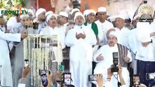 Habib Ali bin Abdurrahman Assegaf, Guru Habib Rizieq, Wafat