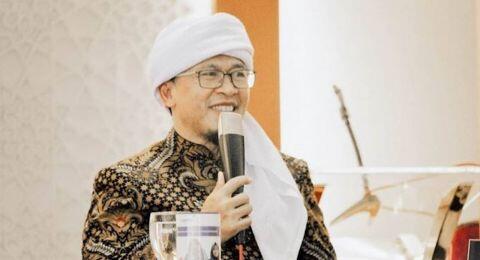 Aa Gym Kena Sindiran Pedas Warganet Usai Jokowi Divaksin Covid-19