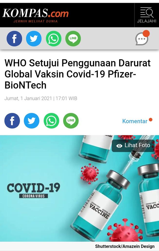 Waduh, Malaysia & Singapura Bisa Batal Beli Sinovac