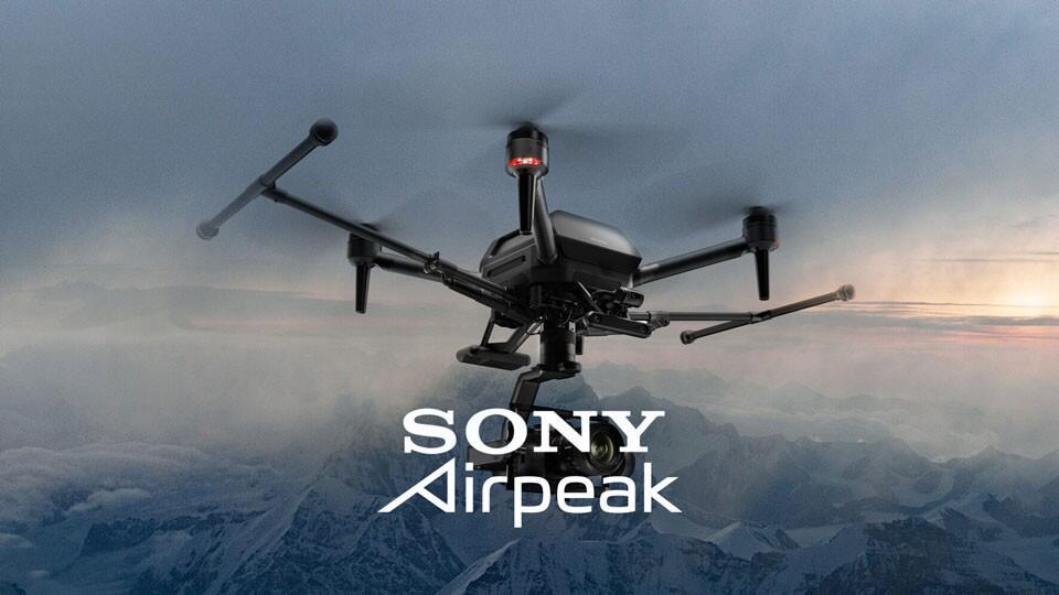 "Sukses di Bidang PlayStation, Smartphone, Kini ""SONY"" Rilis Drone Canggih"