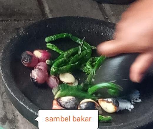 Sambel Bakar