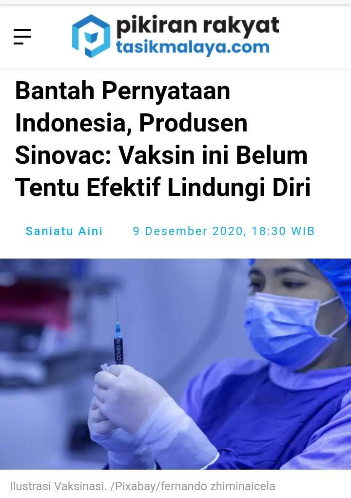 Fakta-fakta Kematian 29 Lansia di Norwegia Usai Suntik Vaksin Pfizer