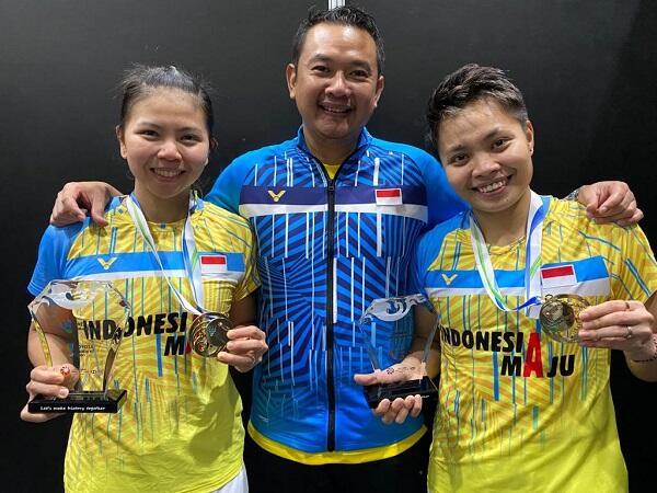 Greysia/Apriyani, Pasangan Ganda Putri Pertama Indonesia yang Juara di BWF Super 1000