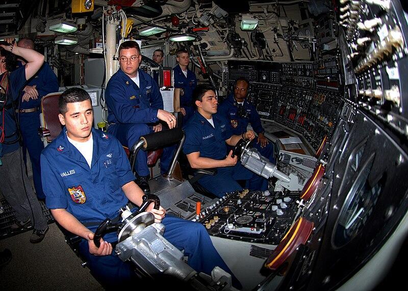 Ohio Class - Kapal Selam Bertenaga Nuklir Buatan Paman Sam