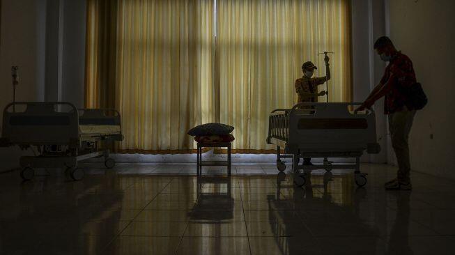 Duh, Ruang ICU Pasien Covid-19 di Kota Bekasi Penuh