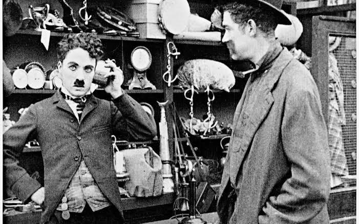 In Old American : Film Berdialog Pertama Di Dunia