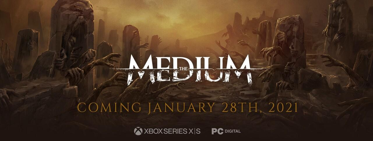 The Medium, Game Horor Buatan Bloober Team Akan Rilis 28 Januari 2021