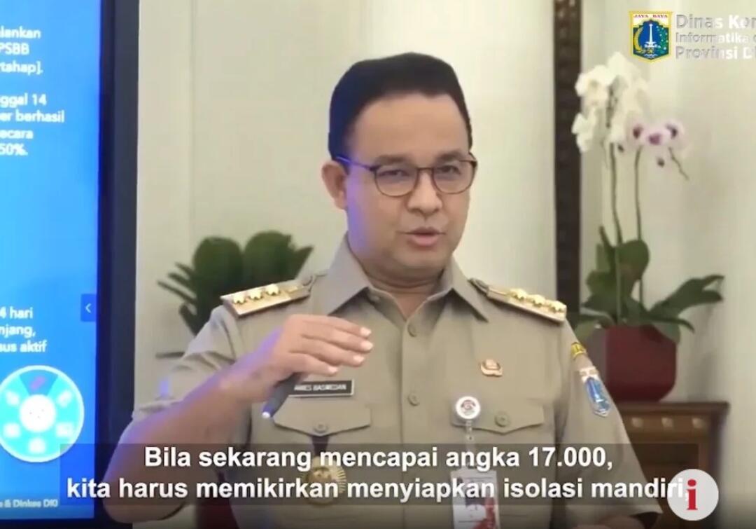 Denny Siregar: Anies Baswedan Gubernur Tidak Berguna