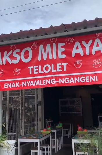Bule di Yogyakarta Jualan Mie Ayam, Harga Seporsinya Rp 7 Ribu!