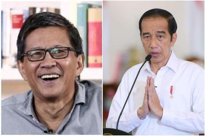 Banjir Kalimantan, RG: Masak Pak Jokowi Sarjana Kehutanan Gak Ngerti Fungsi Pohon