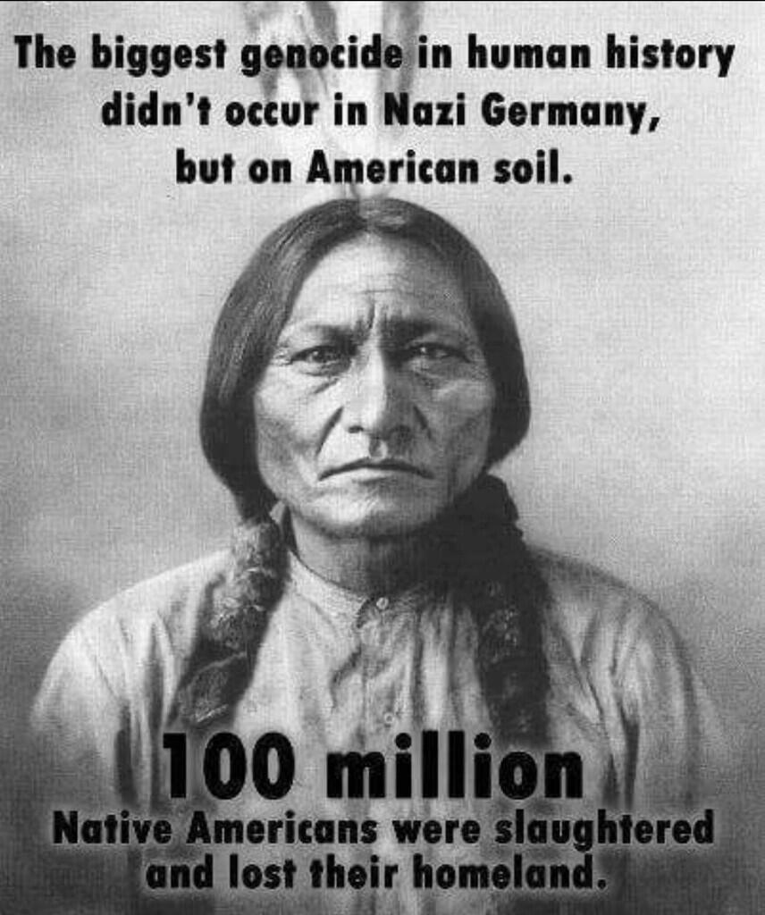 Genosida Indian: Pembantaian Penduduk Asli Amerika atas Nama 'Peradaban'