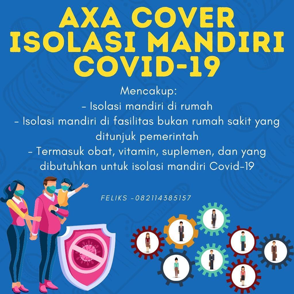 Asuransi Yang Cover Isolasi Mandiri Covid 19