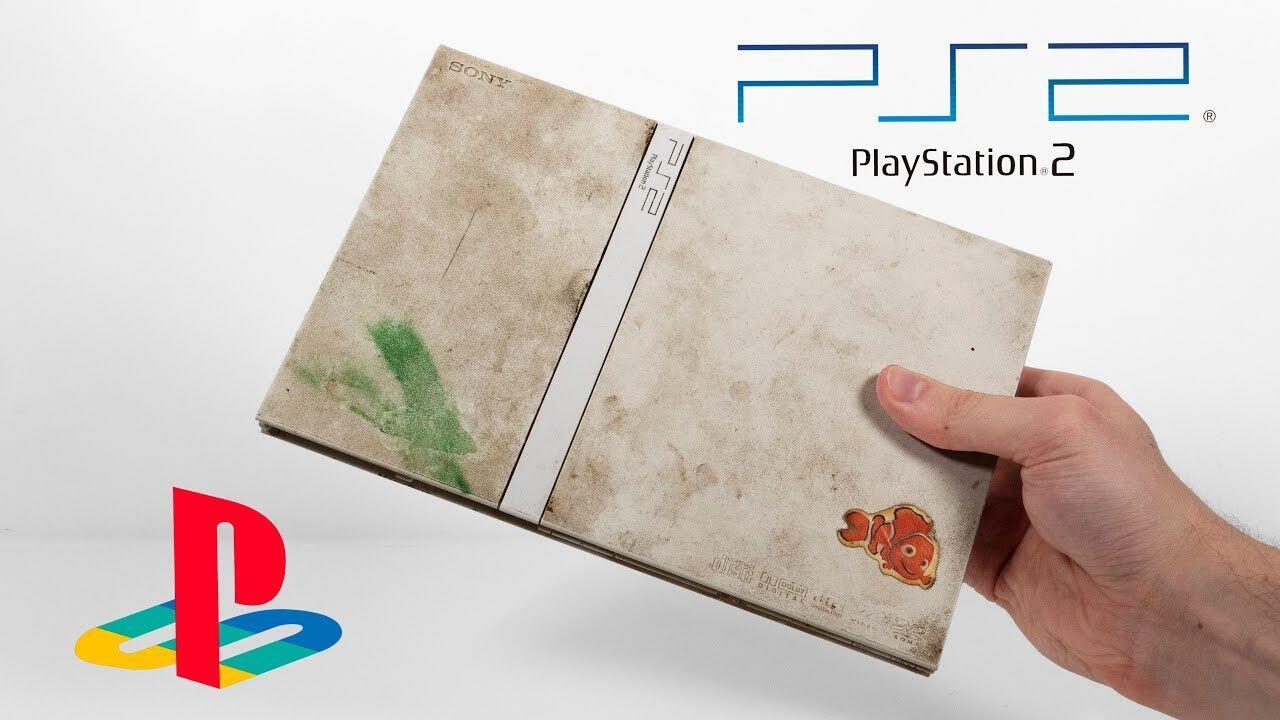 Beli 'PS2 Slim' Di Toko Loak, Pria Ini Merubahnya Jadi Harta Karun Keren !