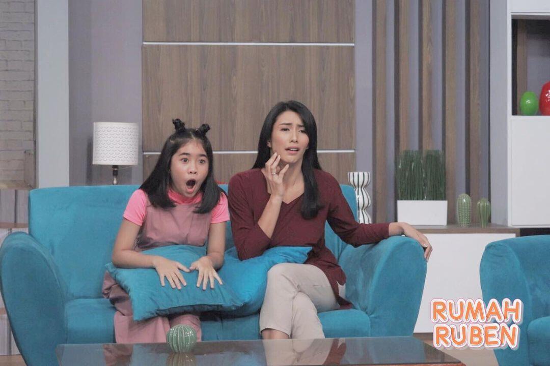 Aktris Cantik Alifah Lubis, Si Kecil Yang Aktif Sekarang Sudah Mulai Glow Up Loh!