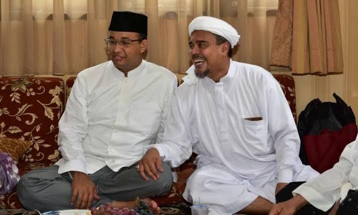 "Menyoal Arti ""Hela Nafas"" Anies dan Habib Rizieq, Jokowi Paham?"