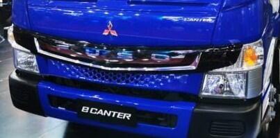 Ketika Kepala Canter Berubah Menjadi Biru, Inilah Truk Listrik Buatan Mitsubishi